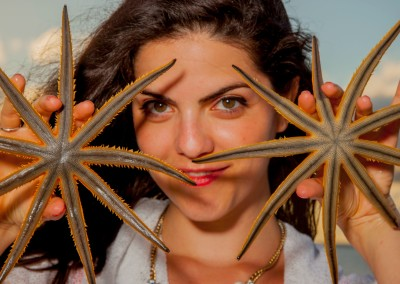 Starfish in your eyes Hurray Kimmay photo by Around Digital Media
